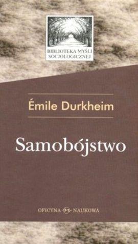 Samobójstwo Émile Durkheim
