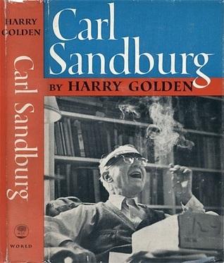 Carl Sandburg  by  Harry Lewis Golden