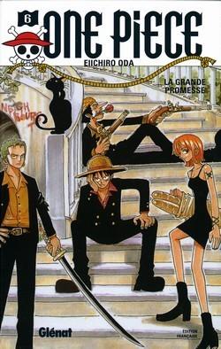 One Piece, tome 06 : La Grande Promesse  by  Eiichiro Oda