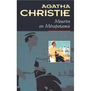 Meurtre En Mésopotamie  by  Agatha Christie