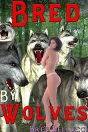 Bred  by  Wolves by Bree Bellucci