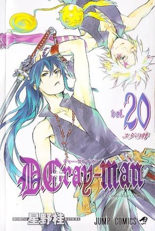 D.Gray-man 20  by  Katsura Hoshino
