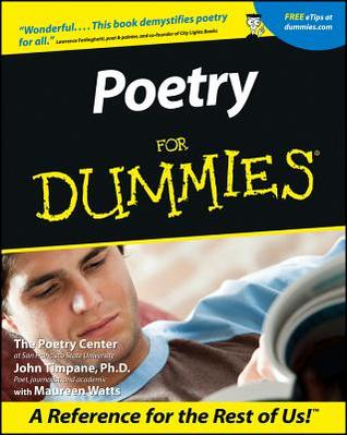 Poetry for Dummies The Poetry Center