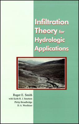 Infiltration Theory for Hydrologic Applications Roger Elton Smith