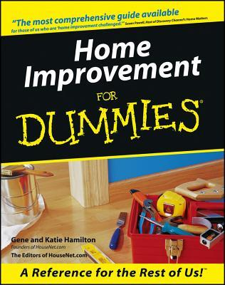 Carpentry for Dummies Gene Hamilton