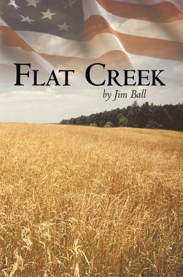 Flat Creek  by  Jim Ball