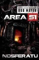 Nosferatu (Area 51, #8)  by  Bob Mayer