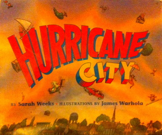 Hurricane City Sarah Weeks