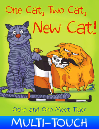 One Cat, Two Cat, New Cat!  by  David Keyes