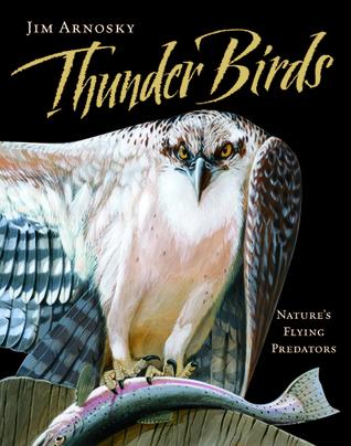 Thunder Birds: Natures Flying Predators  by  Jim Arnosky