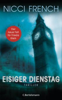Eisiger Dienstag (Frieda Klein, #2)  by  Nicci French