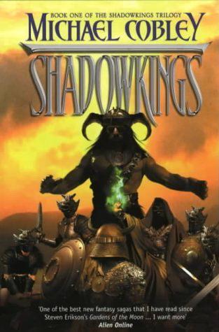 Shadowkings Michael Cobley