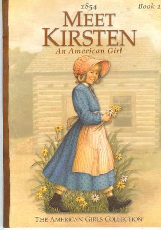 American Girl Kirstens Surprise Janet Beeler Shaw