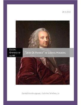 Jean de France eller Hans Frandsen, Comoedie udi fem Acter  by  Ludvig Holberg