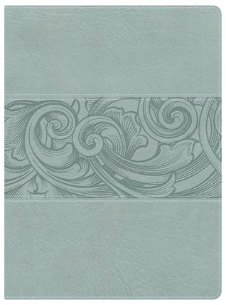 KJV Study Bible, Soft Green LeatherTouch  by  Jeremy Royal Howard