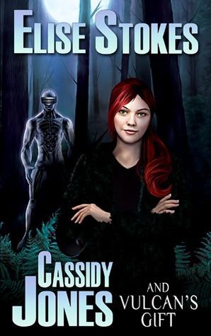 Cassidy Jones and Vulcans Gift (Cassidy Jones Adventures, #2)  by  Elise Stokes