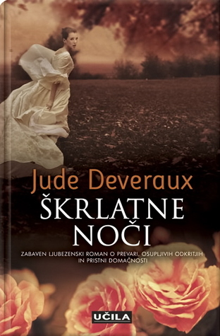 Škrlatne noči (Edilean, #3) Jude Deveraux