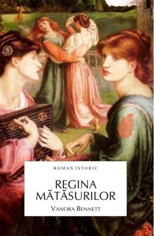 Regina matasurilor  by  Vanora Bennett