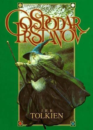 Gospodar prstanov  by  J.R.R. Tolkien