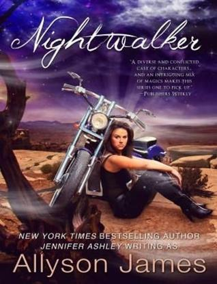 Nightwalker Allyson James