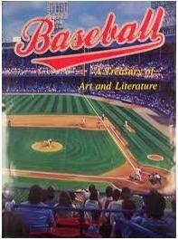 Baseball: A Treasury of Art and Literature  by  Michael Ruscoe