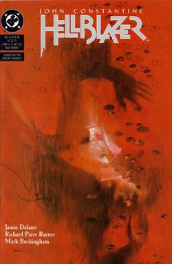 Hellblazer Volume Three  by  Jamie Delano
