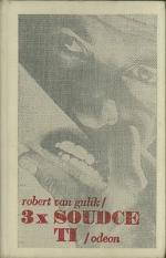 Třikrát soudce Ti  by  Robert van Gulik