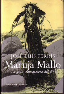 Maruja Mallo. La gran transgresora del 27  by  José Luis Ferris