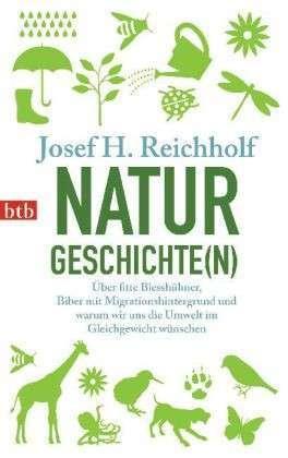 Natur Geschichte(n): Über fitte Blesshühner, Biber mit Migrationshintergrund und warum wir uns die Umwelt im Gleichgewicht wünschen Josef H. Reichholf