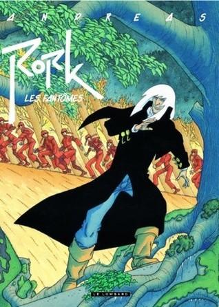 Les fantômes (Rork, #0) Andreas