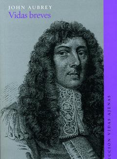 Vidas breves John Aubrey