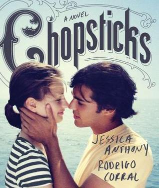 Chopsticks  by  Jessica Anthony