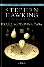 Krajša zgodovina časa  by  Stephen Hawking