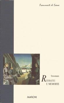 Ritratti e memorie Robert Louis Stevenson