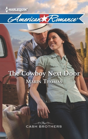 True Blue Cowboy (Mills & Boon American Romance) (The Cash Brothers - Book 5)  by  Marin Thomas