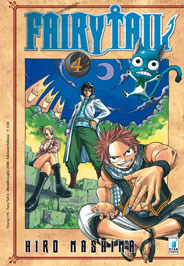 Fairy Tail, #4 Hiro Mashima