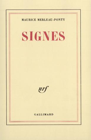 Signes  by  Maurice Merleau-Ponty