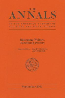 Reforming Welfare, Redefining Poverty Randy Albelda