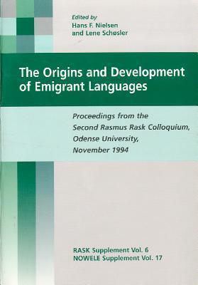 Origins Developmnt Emigr Hans F Nielsen