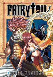 Fairy Tail, #12  by  Hiro Mashima