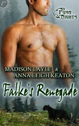 Falkes Renegade (Puma Nights #3)  by  Madison Layle
