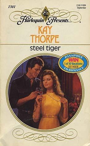 Steel Tiger Kay Thorpe