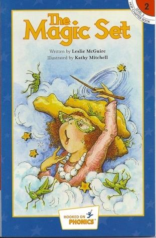 The Magic Set (Hooked On Phonics, Level 3, Book 2) Leslie McGuire