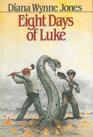 Eight Days Of Luke Diana Wynne Jones