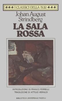 La sala rossa August Strindberg