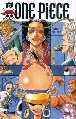 One Piece, Tome 13 : Sois forte !  by  Eiichiro Oda