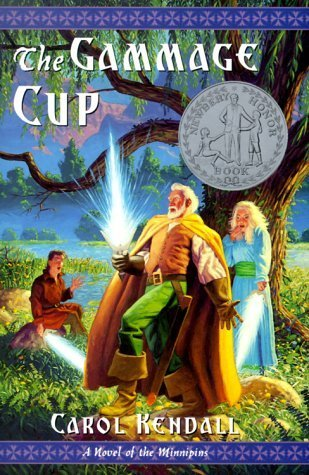 The Gammage Cup (The Minnipins, #1)  by  Carol Kendall
