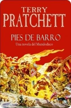 Pies de barro Terry Pratchett