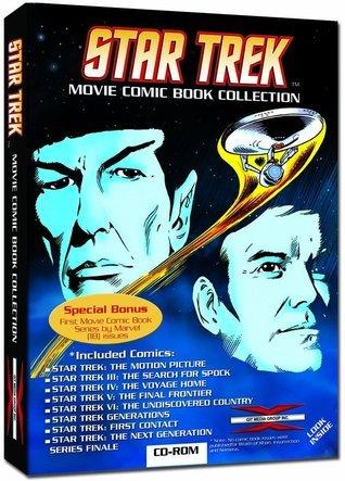 Star Trek: Movie Comic Book Collection  by  Raymond Pelosi