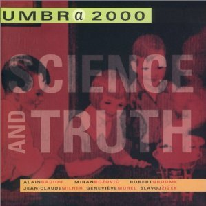 Umbr(a): Science and Truth  by  Joan Copjec